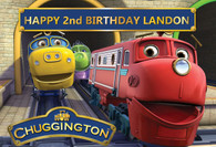 Chuggington poster