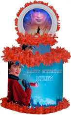 Mary Poppins Returns party pinata