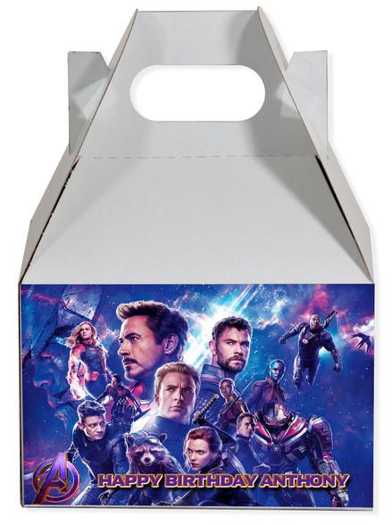 Avengers Endgame gable box