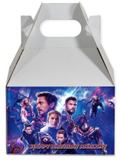 Avengers Endgame gable box