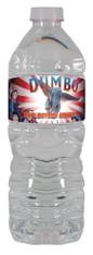Dumbo water bottle label