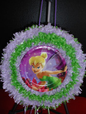 Tinkerbell Pull String Pinata