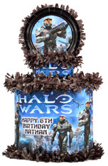 Halo Wars pinata