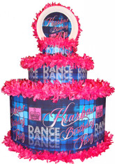 Dance Club Personalized Pinata