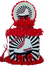 Roller Skate Personalized Pinata