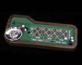 Casino Roulette Mini Game Table 2198-01