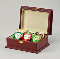 Tea box opened 5000-53