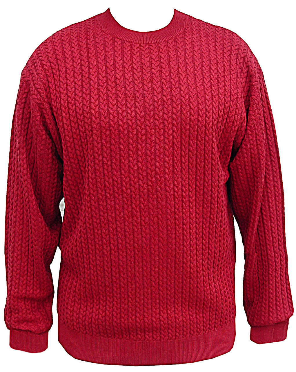 432a557147f1 Men s 72%Silk 28%Mercerized Cotton Baby Cable Sweaters - FonteShirts.com