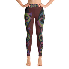 BELIEVING Yoga Leggings