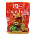 10 Packs Red Brand Lime Juice with Sour Plum Chanh Xi Muoi