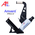 Amvent Pro-X Dual-Use Hardwood/Wood Floor Cleat Nailer + Stapler Gun