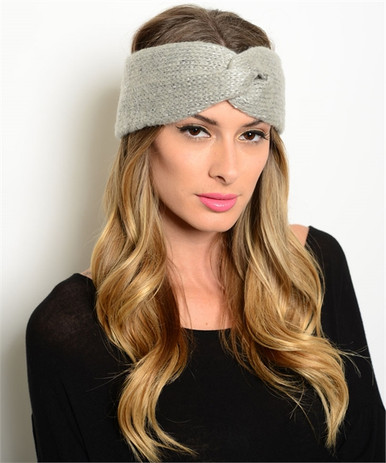 Sequin Head Wrap to keep you warm and stylish.