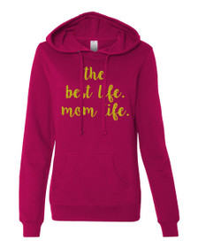 Classic lightweight pullover with pockets.  Mom Life Apparel.  Motherhood t-shirts.  Mum Style.  Mama life.