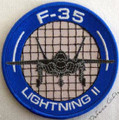 Lockheed Martin F-35 Lightning II Uniform Patch
