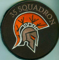 35 Sqn Uniform Patch