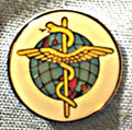 3 Hospital Lapel Pin