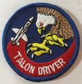 Talon Driver Uniform Patch