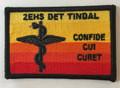 2EHS Det Tindal  Uniform Patch