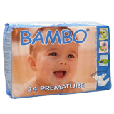 Bambo Nature Premature eco nappies