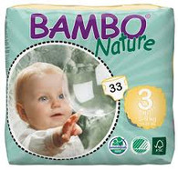 Bambo Nature Midi Nappies - size 3