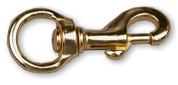 """Brass Swivel Snap 3"""""""
