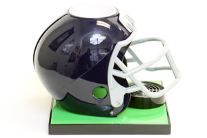 Dark Blue Football Helmet Base