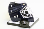 Blue Hockey Helmet Base
