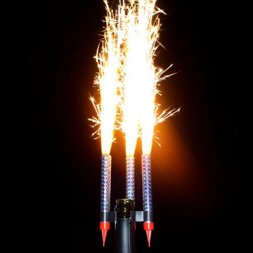 """Champagne Bottle Sparklers 6"""""""