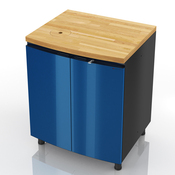 Contur Wood Potting Countertop