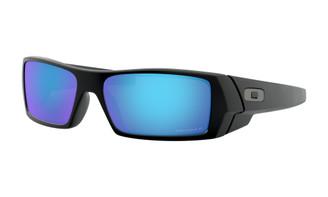 Oakley Gascan Polarized - Matte Black/Sapphire