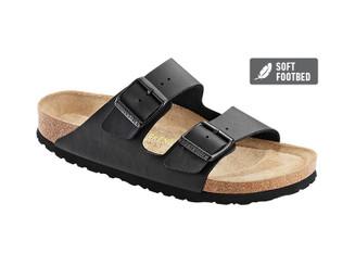 Arizona Birko-Flor (Soft Footbed - Suede Lined) - Black