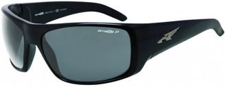 Arnette LA Pistola - Gloss Black/Grey Polarised Lenses