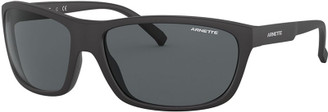 Arnette El Carmen - Matte Black/Dark Grey Lenses