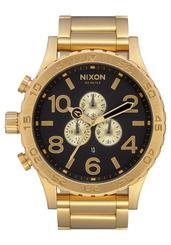 Nixon 51-30 Chrono 51mm - All Gold/Black