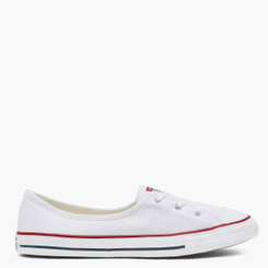 Converse Chuck Taylor All Star Dainty Ballet Lace Slip - White