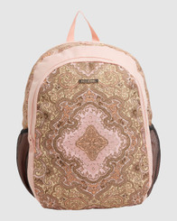 Billabong Wild Sun Mahi Backpack - Coral Pink