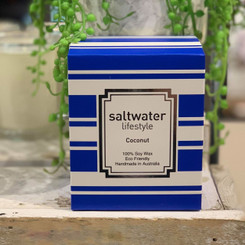 Saltwater Lifestyle Candle - Coconut