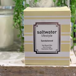 Saltwater Lifestyle Candle - Sandalwood