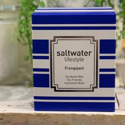 Saltwater Lifestyle Candle - Frangipani
