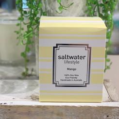 Saltwater Lifestyle Candle - Mango