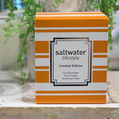 Saltwater Lifestyle Candle - Lychee