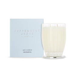 Peppermint Grove Large Candle 350g - Oceania