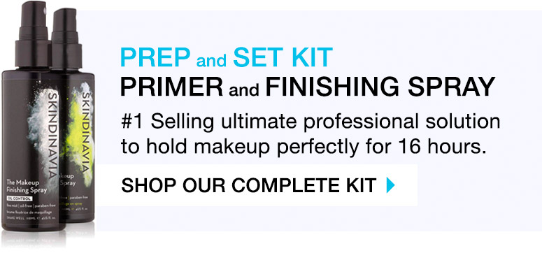 makeup setting spray artist kit