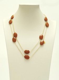 Goldstone Long Chain