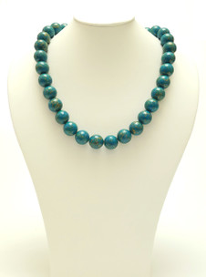 Matrix Turquoise Necklace