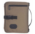 Bible Cover - Travel Organizer Khaki X-Large