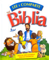 Biblia Lee Y Comparte (Read and Share Bible) Hardback