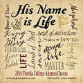 FC Alumni Chorus 2014 - His Name Is Life CD
