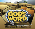 VBS God's Word Sample Pack Disc (APOLOGETICS)