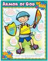 Poster - Armor of God for Kids